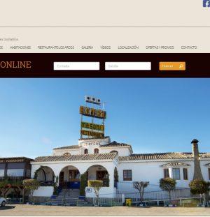 HOTEL RESTAURANTE LOS ARCOS